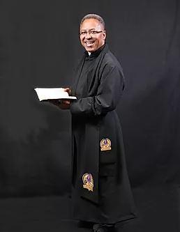 Pastor Vern Cooper